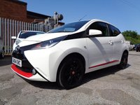 USED 2014 64 TOYOTA AYGO 1.0 VVT-I X-PRESSION 5d 69 BHP 1 OWNER 13,000 MILES FREE ROAD TAX