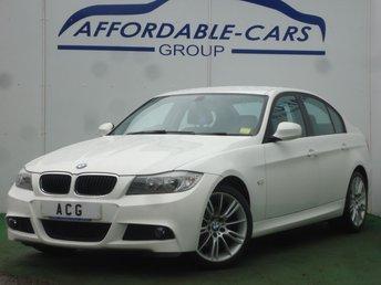 2011 BMW 3 SERIES 2.0 318D PERFORMANCE EDITION 4d 141 BHP £5450.00
