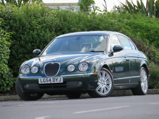 View our JAGUAR S-TYPE