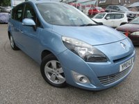 2010 RENAULT GRAND SCENIC 1.4 DYNAMIQUE TOMTOM TCE 5d 129 BHP £3200.00