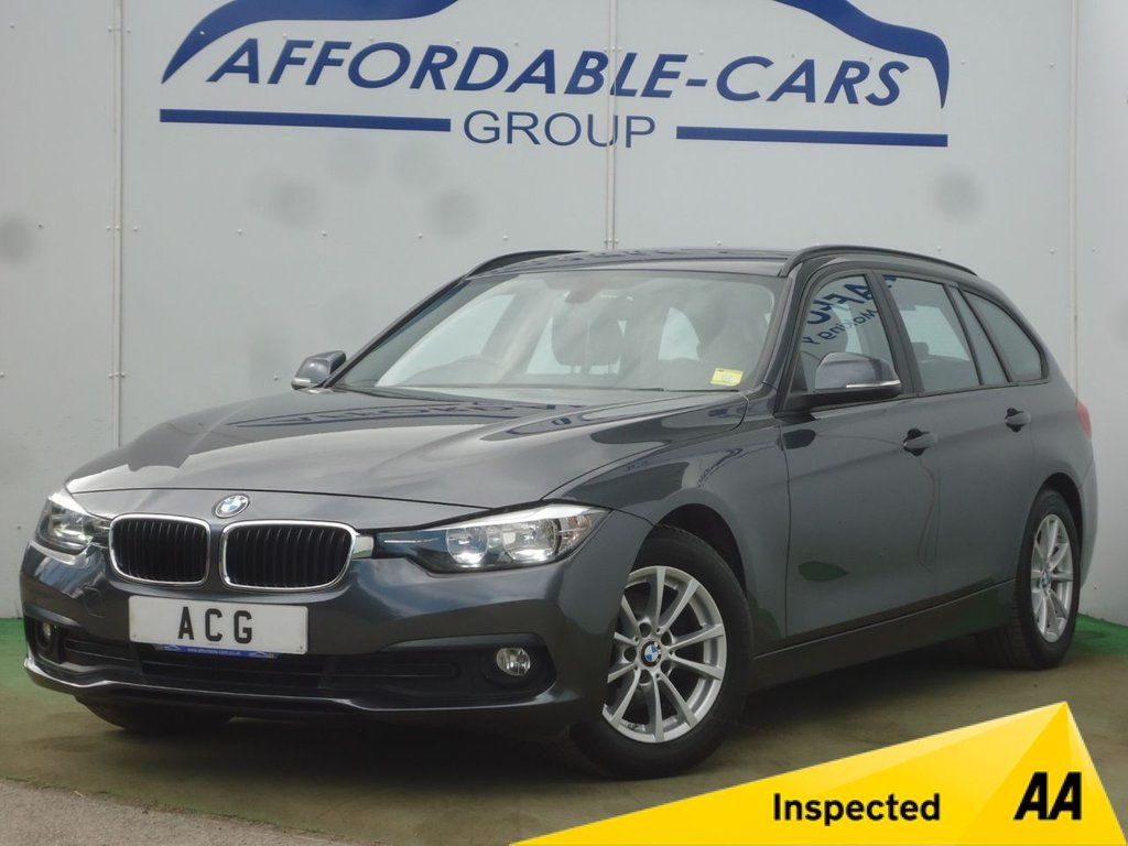 USED 2016 16 BMW 3 SERIES 2.0 320D ED PLUS TOURING 5d 161 BHP