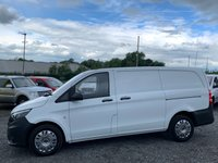 USED 2016 16 MERCEDES-BENZ VITO 1.6 111 CDI FACELIFT LONG LWB LWB, FACELIFT, 15K MILES, ONE OWNER, FULL DEALER HIST,