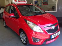 USED 2011 11 CHEVROLET SPARK 1.2 LT  £30 Road Tax