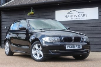 2008 BMW 1 SERIES 118d SE 5dr £2500.00