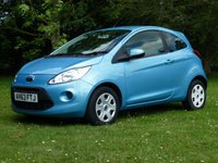 2014 FORD KA 1.2 EDGE 3d 69 BHP £SOLD