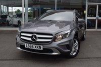 2016 MERCEDES-BENZ GLA-CLASS 2.1 GLA 200 D SPORT 5d AUTO 134 BHP £16950.00