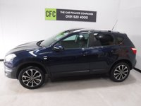 USED 2011 11 NISSAN QASHQAI 1.5 N-TEC DCI 5d 110 BHP 1 OWNER FULL SERVICE HISTORY