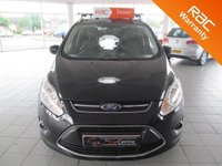 USED 2011 11 FORD GRAND C-MAX 2.0 ZETEC TDCI 5d 138 BHP