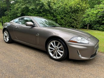 View our JAGUAR XK
