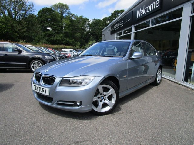 2011 61 BMW 3 SERIES 2.0 318I EXCLUSIVE EDITION 4d AUTO 141 BHP