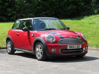 2011 MINI HATCH COOPER 1.6 COOPER 3d 122 BHP £5490.00
