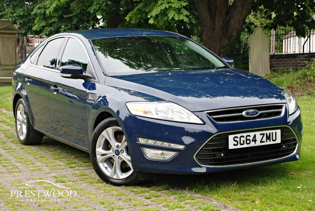 2014 64 FORD MONDEO 2.0 TDCI TITANIUM X BUSINESS EDITION [140 BHP]