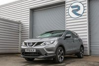 USED 2016 16 NISSAN QASHQAI 1.6 N-CONNECTA DCI XTRONIC 5d AUTO 128 BHP