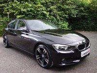2014 BMW 3 SERIES 2.0 318D SE 4d AUTO 141 BHP £9990.00