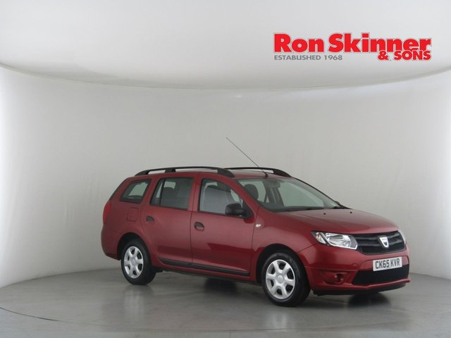 View our 2015 65 DACIA LOGAN MCV 1.5 AMBIANCE DCI 5d 90 BHP