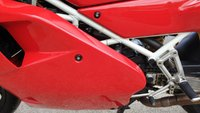 USED 1992 J DUCATI 851 Sports Classic Pristine, low mileage, UK supplied bike
