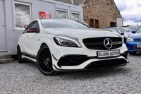 USED 2015 65 MERCEDES-BENZ A CLASS A45 AMG Premium 4Matic 2.0 Auto 5dr ( 381 bhp ) Huge Spec Example Over £5k Worth of Extras New Discs & Pads All Round