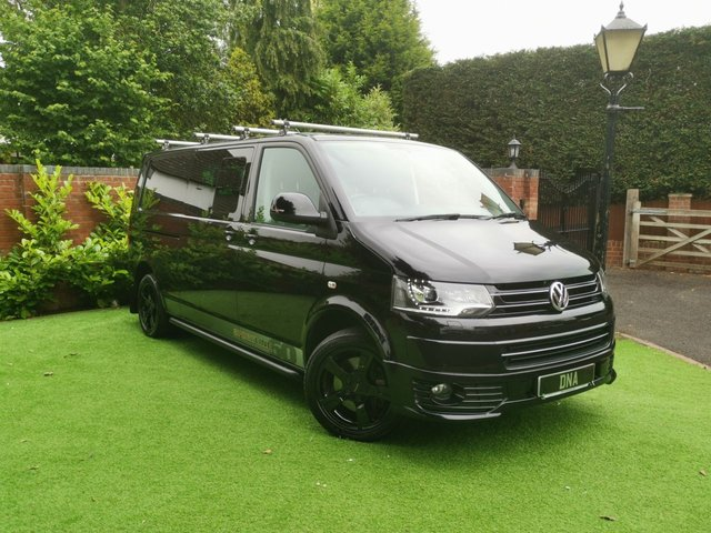 View our VOLKSWAGEN TRANSPORTER SPORTLINE