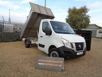 USED 2016 16 NISSAN NV400 2.3 DCI SE TIPPER 2d 125 BHP