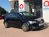 USED 2013 13 AUDI A1 1.6 TDI SPORT 3d 103 BHP 1 OWNER   PART LEATHER   AC  
