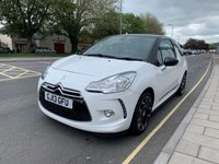 2013 CITROEN DS3 1.6 DSTYLE PLUS 3d 120 BHP £5695.00