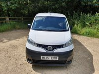 USED 2015 15 NISSAN NV200 1.5 DCI ACENTA 5d 90 BHP RAC WARRANTY EXCELLENT CONDITION MORE PICTURES COMING SOON - NATIONWIDE DELIVERY