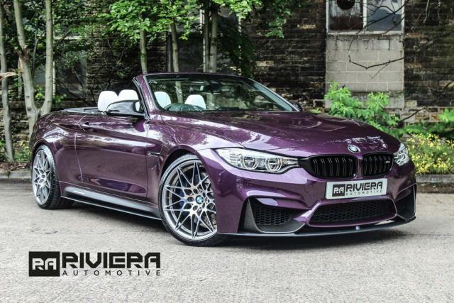 2016 66 BMW M4 3.0 M4 COMPETITION PACKAGE 2d AUTO 444 BHP