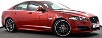USED 2015 15 JAGUAR XF 2.2 TD R-Sport Black (s/s) 4dr Full Jaguar Service History ++