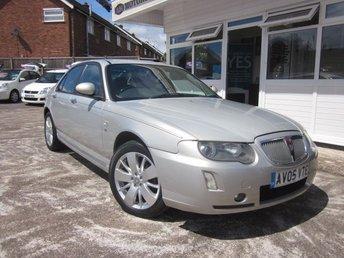 2005 ROVER 75 2.5 CONTEMPORARY SE V6 4d AUTO 175 BHP £2995.00