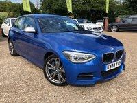 2015 BMW 1 SERIES 3.0 M135I 5d AUTO 316 BHP £16000.00