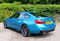 USED 2017 17 BMW 4 SERIES 2.0 420D M SPORT GRAN COUPE 4d 188 BHP