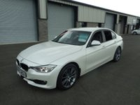 2013 BMW 3 SERIES 2.0 320D EFFICIENTDYNAMICS 4d AUTO 161 BHP £9991.00