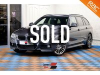 USED 2014 63 BMW 3 SERIES 3.0 330D XDRIVE M SPORT TOURING 5d AUTO 255 BHP
