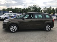 USED 2014 14 CITROEN C4 GRAND PICASSO 1.6 E-HDI AIRDREAM VTR PLUS 5d 113 BHP IN METALLIC BRONZE WITH 28,000 MILES AND A FULL SERVICE HISTORY! APPROVED CARS AND FINANCE ARE PLEASED TO OFFER THIS CITROEN C4 PICASSO 1.6 E-HDI AIRDREAM VTR PLUS 5 DOOR 113 BHP IN METALLIC BRONZE WITH 28,000 MILES AND A FULL SERVICE HISTORY. THIS VEHICLE HAS GOT A GREAT SPEC SUCH AS BLUETOOTH, AIR CONDITIONING, ALLOY WHEELS, DAB RADIO , 7 SEATS, CRUISE CONTROL, ELECTRIC FOLDING MIRRORS AND MUCH MORE. THIS IS A PERFECT FAMILY CAR WITH THE 7 SEATS AND EXTREMELY ECONOMICAL DUE TO THE ENGINE SIZE.