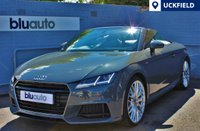 USED 2017 17 AUDI TT 1.8 TFSI S LINE 2d 178 BHP Low Mileage, Immaculate Condition, Navigation, Heated Seats, Front & Rear Sensors.....