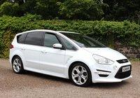 2012 FORD S-MAX 2.0 TITANIUM X SPORT TDCI 5d 161 BHP £11850.00