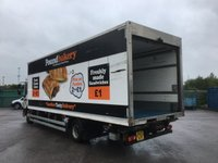 USED 2012 12 DAF TRUCKS LF LF45 180 12 TONNE TEMPERATURE CONTOLLED VEHICLE