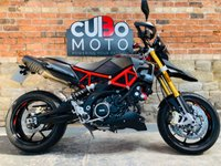 USED 2018 18 APRILIA DORSODURO 900 ABS One Owner From New