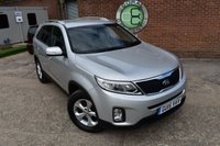 USED 2015 15 KIA SORENTO 2.2 CRDI KX-2 SAT NAV 5d 194 BHP WE OFFER FINANCE ON THIS CAR