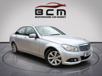 2011 MERCEDES-BENZ C CLASS 1.8 C180 BLUEEFFICIENCY SE 4d AUTO 155 BHP £SOLD