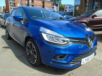 USED 2016 66 RENAULT CLIO 0.9 DYNAMIQUE S NAV TCE 5d 89 BHP ULEZ EXEMPT ONLY 8,000 MILES! NAV & DAB!