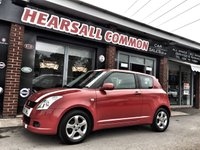 2007 SUZUKI SWIFT 1.5 GLX VVTS 3d 101 BHP £2000.00