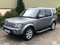 2011 LAND ROVER DISCOVERY 3.0 4 SDV6 XS 5d 255 BHP £15850.00