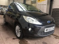 2009 FORD KA 1.2 ZETEC 3d TOP SPEC WITH HIGH DEFINATION AA 12 MONTHS BREAKDOWN £2799.00
