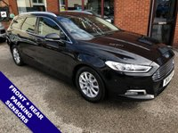 """USED 2016 16 FORD MONDEO 2.0 ZETEC ECONETIC TDCI 5DOOR 148 BHP DAB Radio     :     Satellite Navigation     :     USB Socket     :     Heated Windscreen      Car Hotspot / WiFi   :   Cruise Control / Speed Limiter   :   Phone Bluetooth Connectivity      Front & Rear Parking Sensors   :   16"""" Alloy Wheels"""
