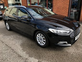 2016 FORD MONDEO 2.0 ZETEC ECONETIC TDCI 5DOOR 148 BHP £9450.00