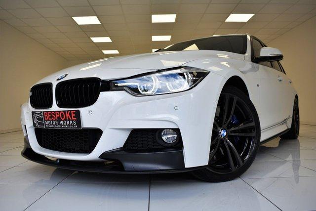2016 16 BMW 3 SERIES 340I M SPORT AUTOMATIC
