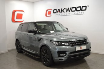 2017 LAND ROVER RANGE ROVER SPORT 3.0 V6 SC HSE DYNAMIC 5d AUTO 335 BHP £SOLD
