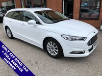 """USED 2016 16 FORD MONDEO 2.0 ZETEC ECONETIC TDCI 5DOOR 148 BHP DAB   :   Sat Nav   :   USB   :   Heated Windscreen   :   Cruise Control / Speed Limiter      Phone Bluetooth Connectivity     :     Front & Rear Parking Sensors     :    16"""" Alloy Wheels           2 Keys   :   Full Service History"""