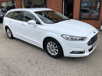 2016 FORD MONDEO 2.0 ZETEC ECONETIC TDCI 5DOOR 148 BHP £9990.00